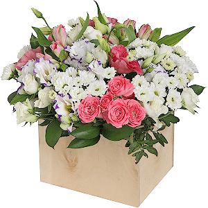 Букеты из цветов на заказ ростов на дону сан роуз доставка цветов